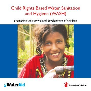 Child Rights Based Water, Sanitation and Hygiene (WASH)