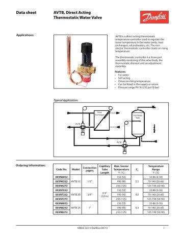 Gas Valve Replacement Parts