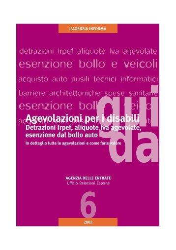versione pdf - Agenzia delle Entrate