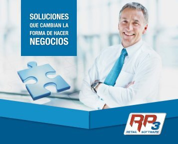 RP3® Retail Software - RP3 Retail Software