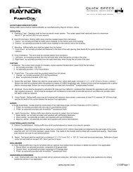 PDF Document - Raynor Garage Doors