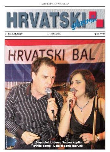 9. broj 3. ožujka 2011.