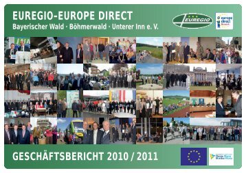 Auf dem Weg zur Europaregion Donau-Moldau 2010 – 2011