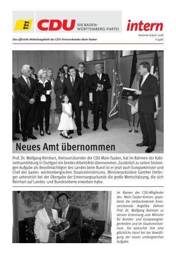intern 2004 klein - CDU Main-Tauber