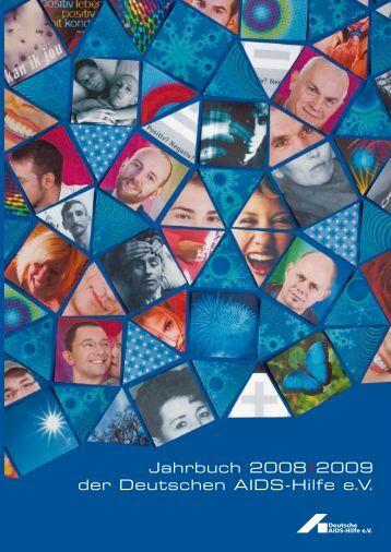 Jahrbuch 2008   2009 - Deutsche AIDS-Hilfe