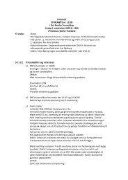 Protokoll 12 - 2009 - Det Norske Travselskap