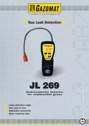 JL 269 English - T.D. Williamson, Inc.