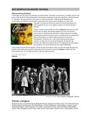 Ejemplos de reseña teatral y pautas para su elaboración