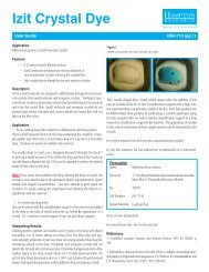 Izit User Guide - Hampton Research