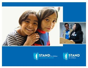 Learn More - Stand for Children