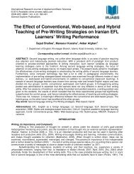 The Effect of Conventional, Web-based, and Hybrid Teaching of Pre ...