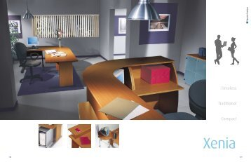 128/139 XENIA Modulaire UK £   1st Choice Office Furniture Ltd