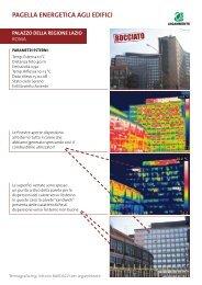 Pagella Energetica agli Edifici - CEFME