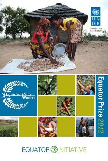 EquatorPrize - Equator Initiative