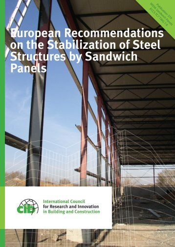 European Recommendations on the Stabilization of Steel ... - Xs4all