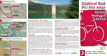 Val Venosta - Merano - Südtirol Rad