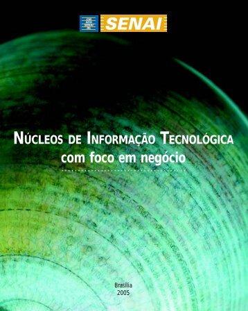 Núcleos de informação tecnológica com foco em negócio - CNI