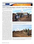 Breaking Ground on the Advanced Technology Solar Telescope - Page 7