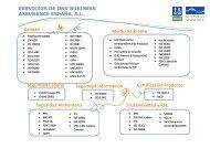 Servicios DNVBA España (pdf) - DNV Business Assurance