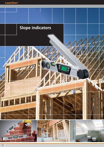 Slope indicators - Spot-on.net