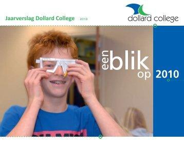 Een blik op - Dollard College