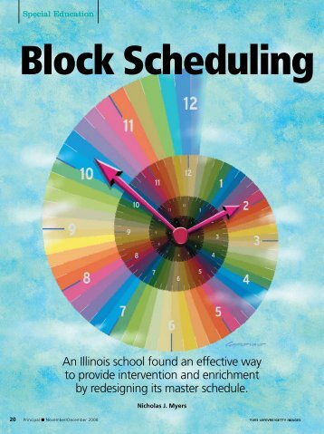 Block Scheduling That Gets Results - National Association of ...
