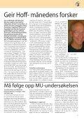 ST-nytt nr.22, 2010 - Sykehuset Telemark - Page 3