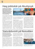 ST-nytt nr.22, 2010 - Sykehuset Telemark - Page 6
