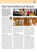 ST-nytt nr.22, 2010 - Sykehuset Telemark - Page 7