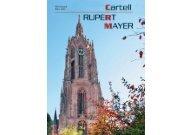 Cartellversammlung vom 21. – 23. Mai 2009 - Cartell Rupert Mayer