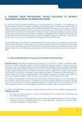 Towards a Diversified, Responsive and Competitive European Higher - Page 7