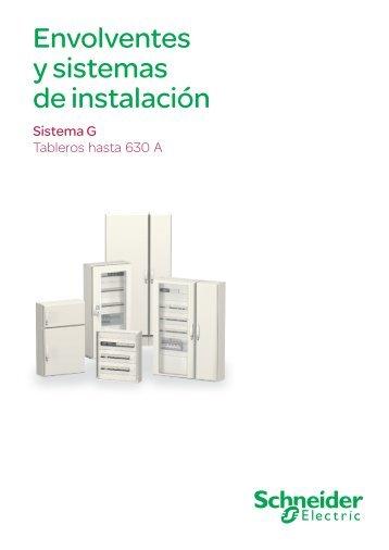 Envolventes y sistemas de instalación - Schneider Electric