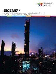 E!CEMS Environmental Data Management System