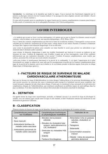 SAVOIR INTERROGER