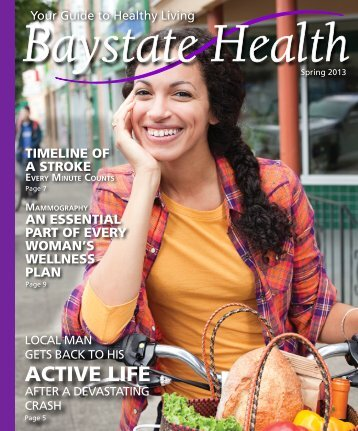 Spring 2013 - Baystate Health