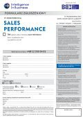 SALES PERFORMANCE - Blue Business Media - Page 6