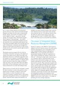 Water in the Green Economy - Global Water Partnership - Page 6