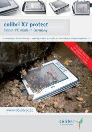 colibri X7 protect - Robust-pc.de