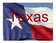 Saenz—TxDOT Welcome and Overview