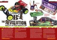 Venom LiPo and Novak Brushless in 2WD - CML Distribution