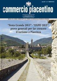 Festa Granda 2013 - Unione Commercianti di Piacenza
