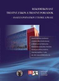 Zborník - Paneurópska vysoká škola