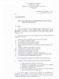 Rajiv Gandhi Udyami Mitra Yojana - Ministry of Micro, Small and ...