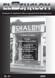 gewinnt 6. Shalom - Bandcontest - Evangelisches Jugendhaus ...