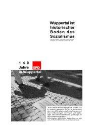 PDF herunterladen (ca. 3,4 MB) - Unterbezirk - SPD Wuppertal