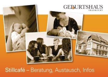 Infos findet Ihr im Flyer - Geburtshaus Frankfurt