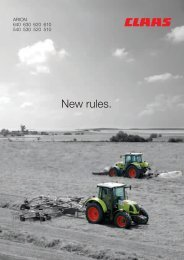 New rules.