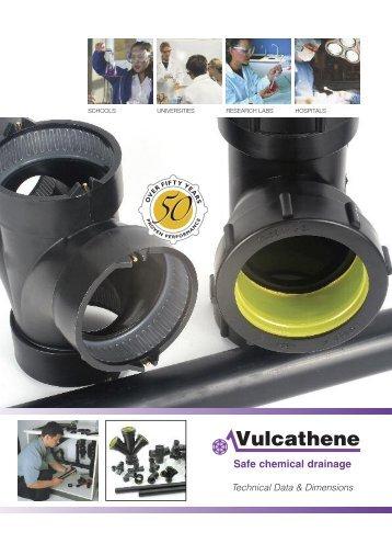 Vulcathene technical brochure - Plastic Systems