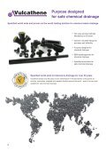 Vulcathene technical brochure - Plastic Systems - Page 2