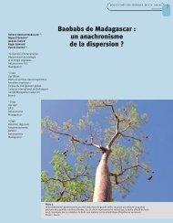 Resúmenes - Bois et forêts des tropiques - Cirad